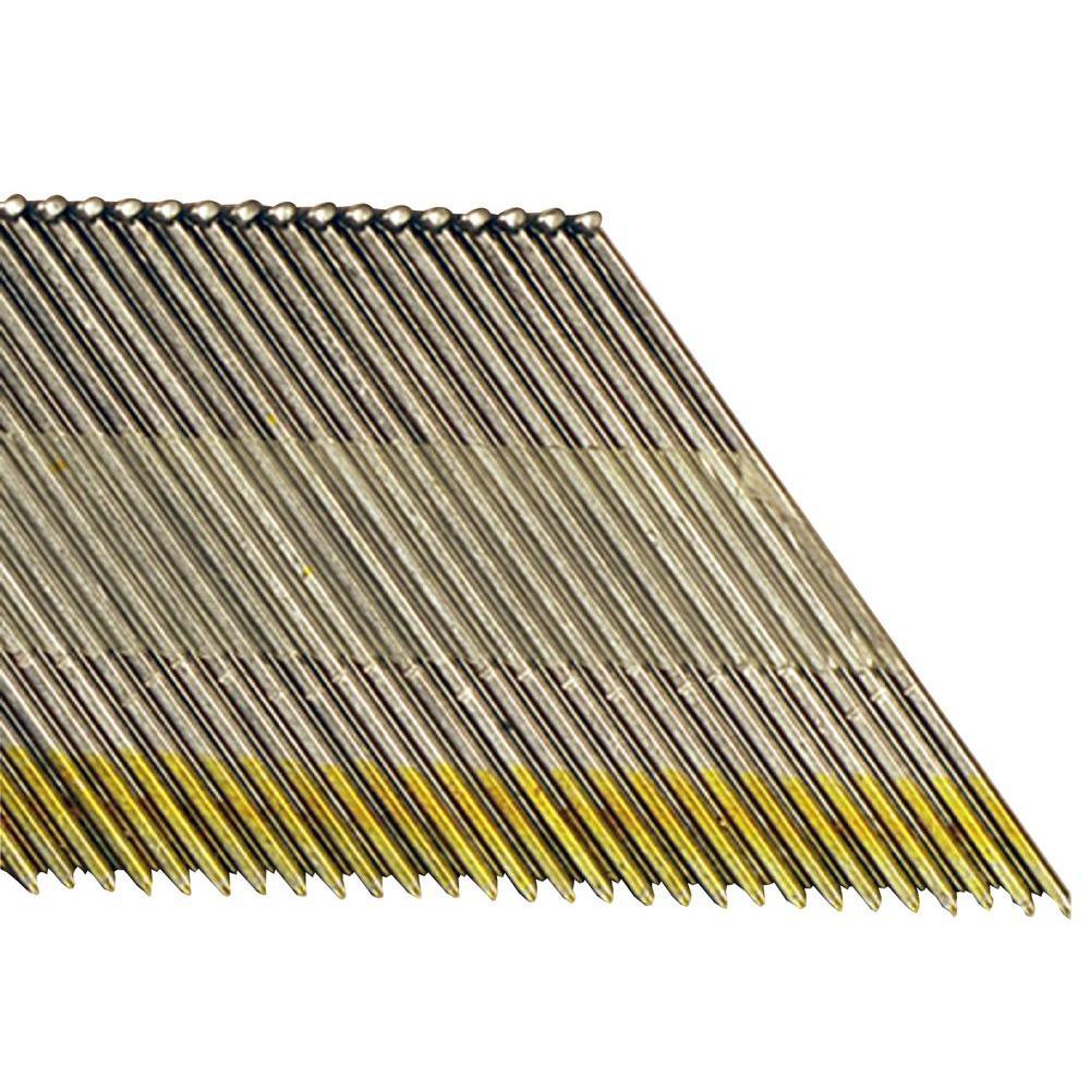 Porta-Nails 2 in. x 15-Gal. DA Style Brite Finish Nail (1000-Pack)