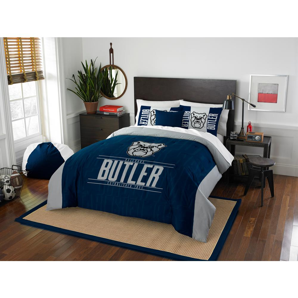 Butler 3-Piece Modern Take Multi Full/Queen Comforter Set