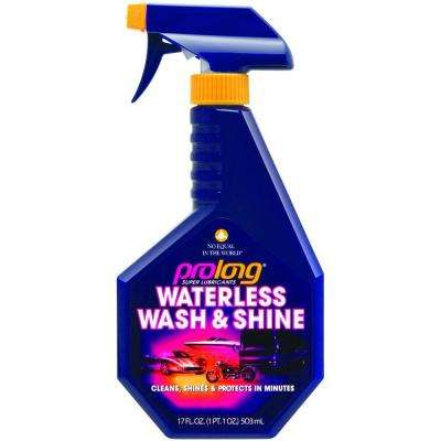 17 oz. Waterless Wash and Shine