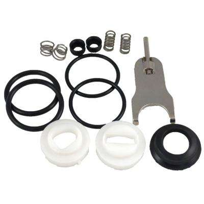 Repair Kit for Delta and Peerless Single-Handle Lavatory, Kitchen, Tub and Shower Faucets - 5/Pack