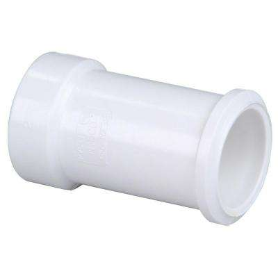 4 in. PVC DWV Hub x Spigot Soil Pipe Adapter