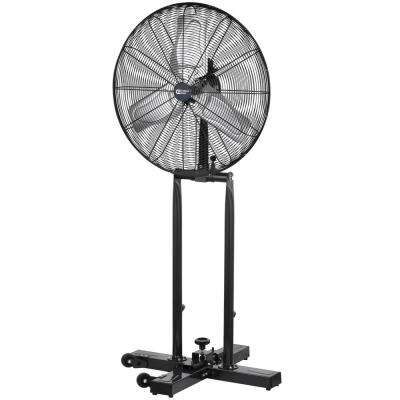24 in. 2-in-1 Pedestal/Floor Fan