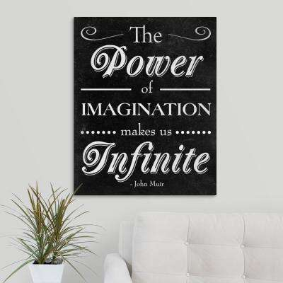 Painting - Medium (20-40 in.) - Words & Quotes - Canvas Art - Wall ...
