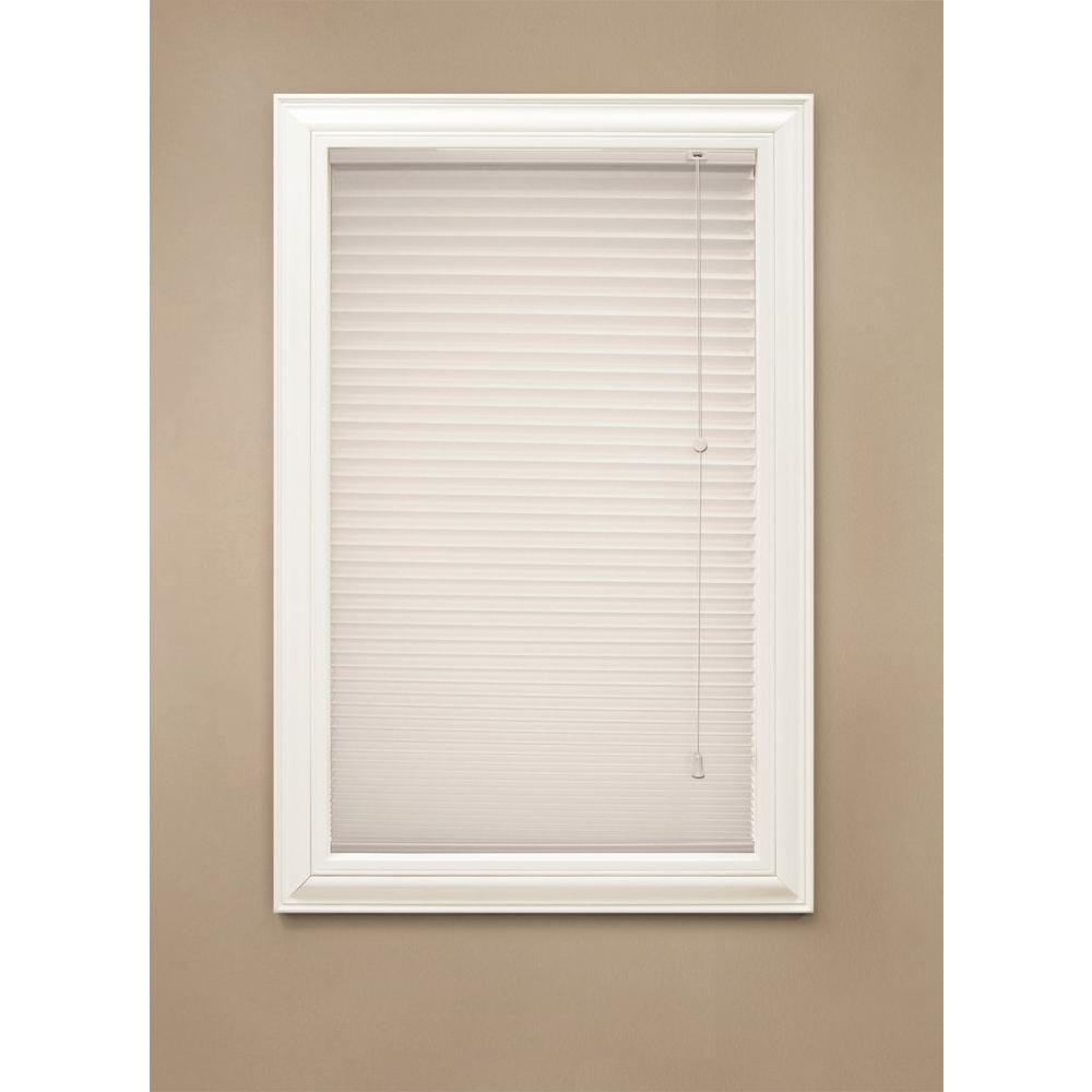 Home Decorators Collection Natural 9/16 in. Light Filtering Cellular Shade - 72 in. W x 64 in. L (Actual Size is 71.5 in. W x 64 in. L)