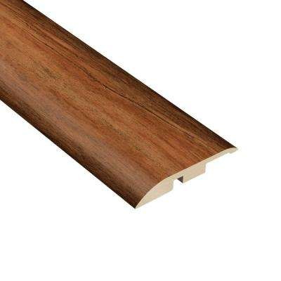 Maple La Claire 3/8 in. Thick x 1-3/4 in. Wide x 94-1/2 in. Length Vinyl Multi-Purpose Reducer Molding