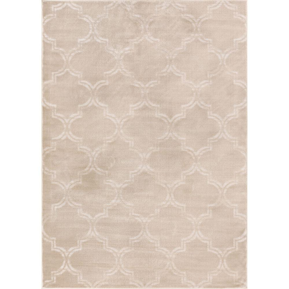 Well Woven New Age Jaclyn Beige 7 Ft 10 In X 9 Modern Moroccan Trellis Distressed Ombre Area Rug P Am 22 The Home Depot