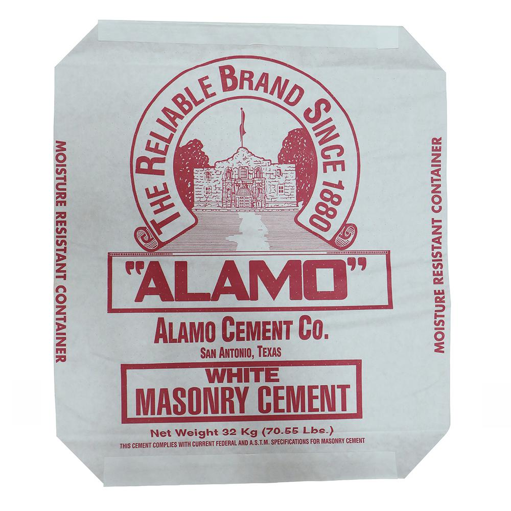 White Masonry Cement