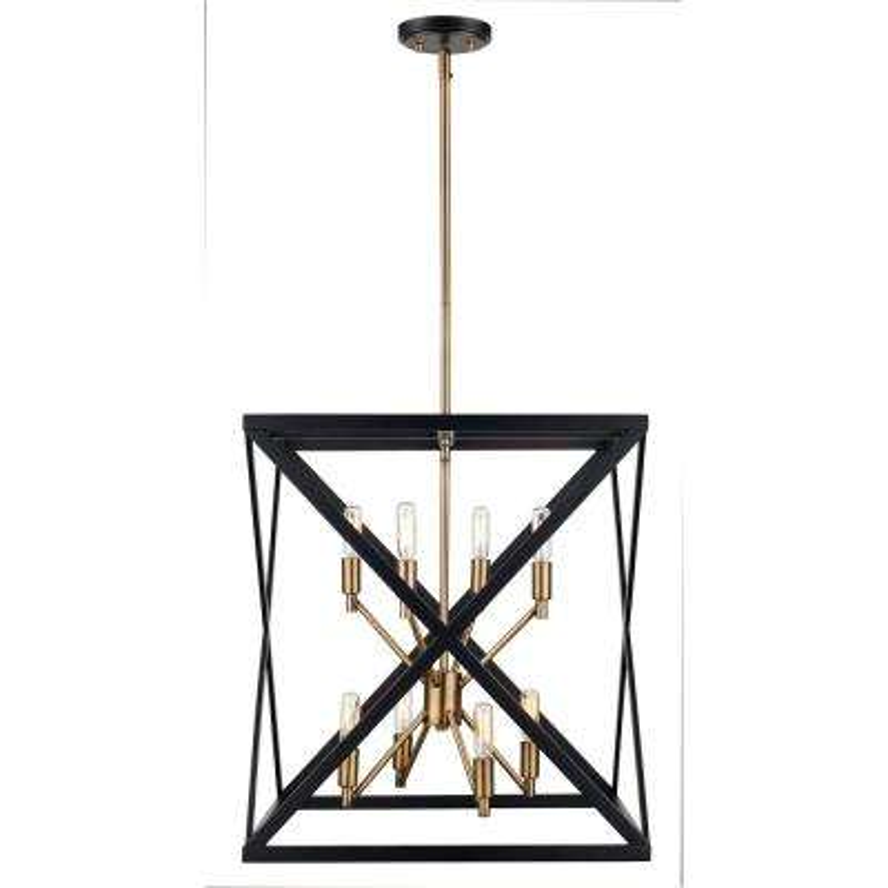 Ackerman ...  sc 1 st  The Home Depot & Bel Air Lighting - Cage - Pendant Lights - Lighting - The Home Depot azcodes.com