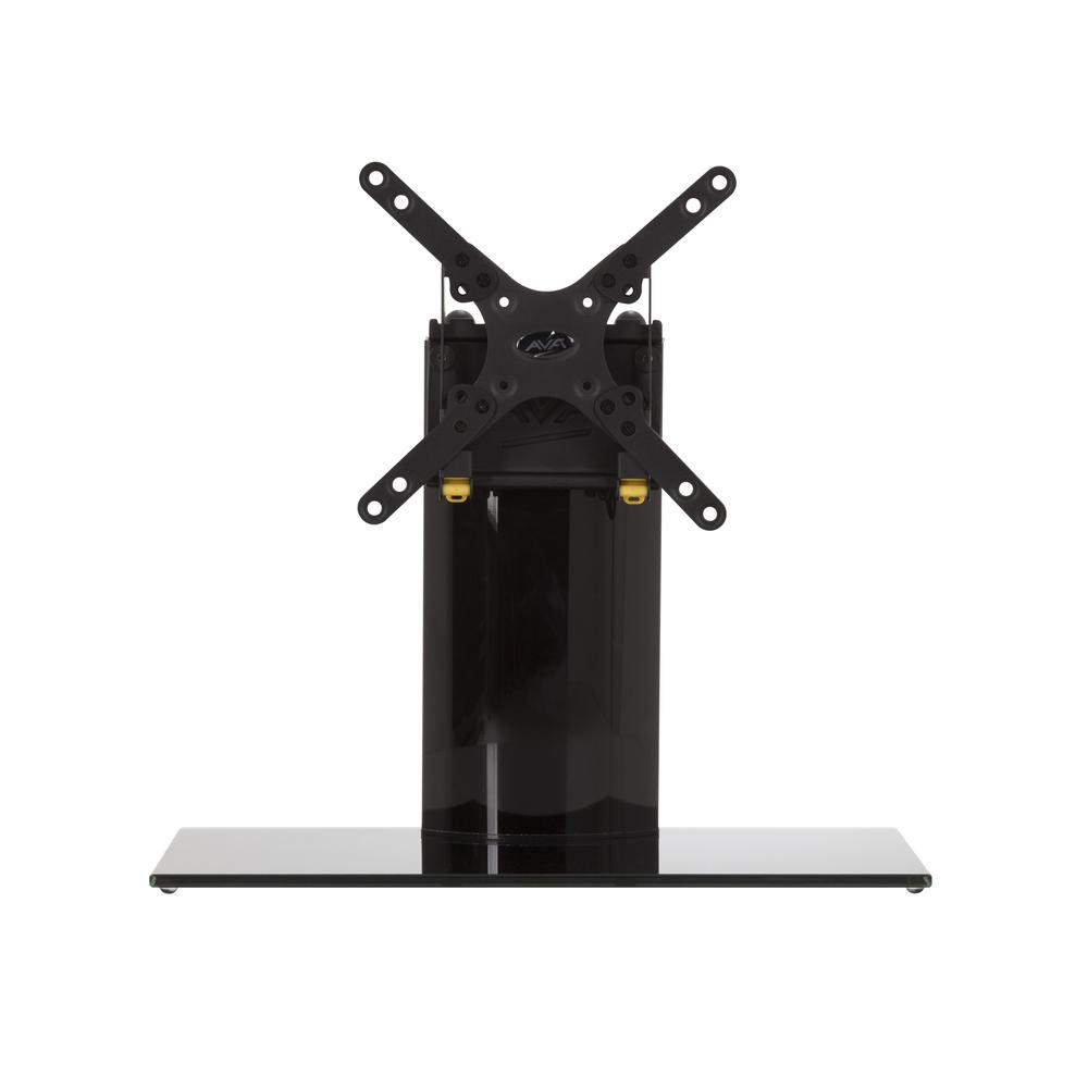 Avf Universal Table Top Tv Stand Base Fixed Position For Most Tvs Up To 32 In Black