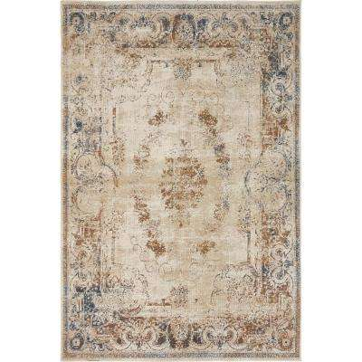 Chateau Lincoln Beige 4' 0 x 6' 0 Area Rug