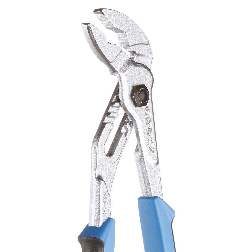 6 in. Universal pliers, 6 Settings