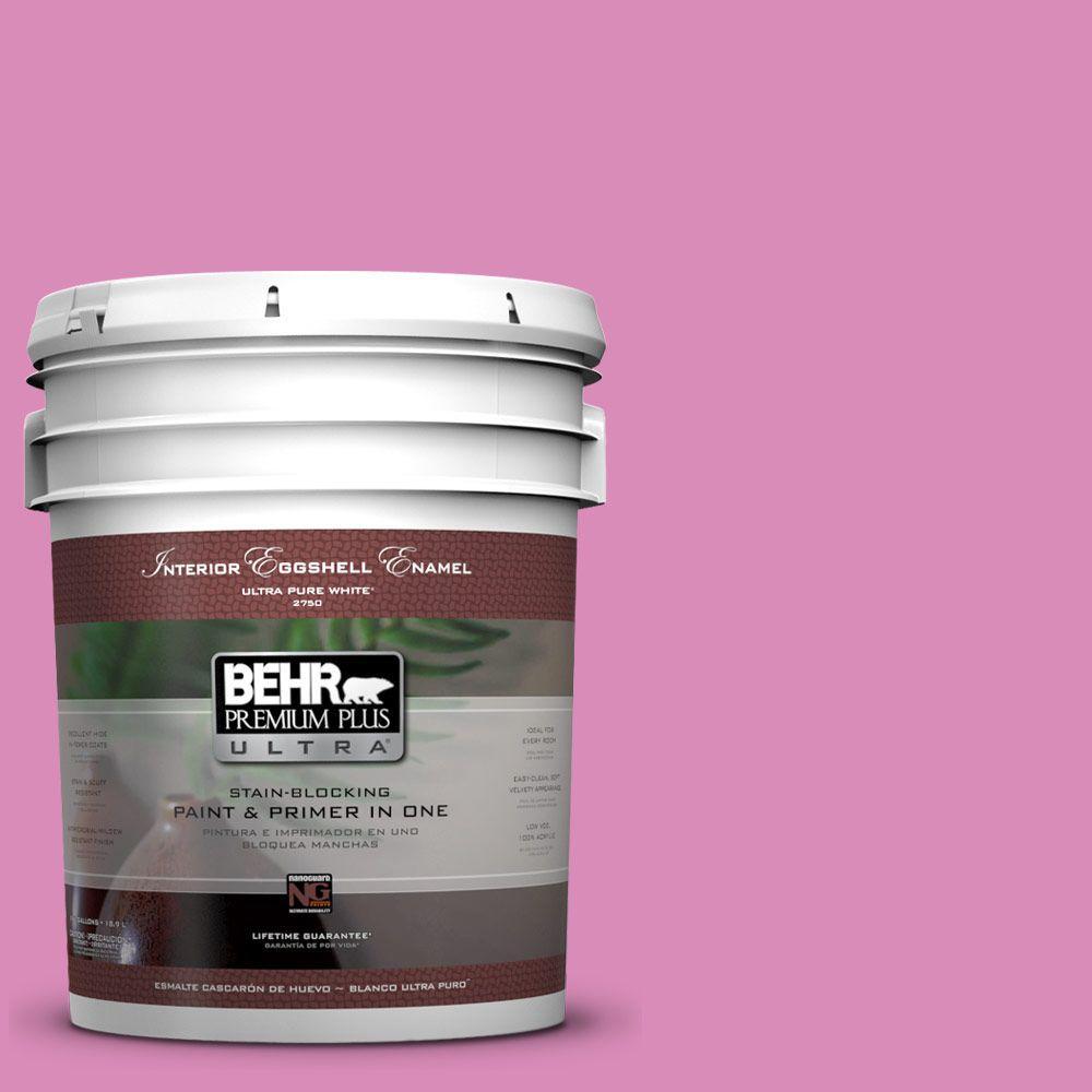 BEHR Premium Plus Ultra 5-gal. #P120-3 High Maintenance Eggshell Enamel Interior Paint