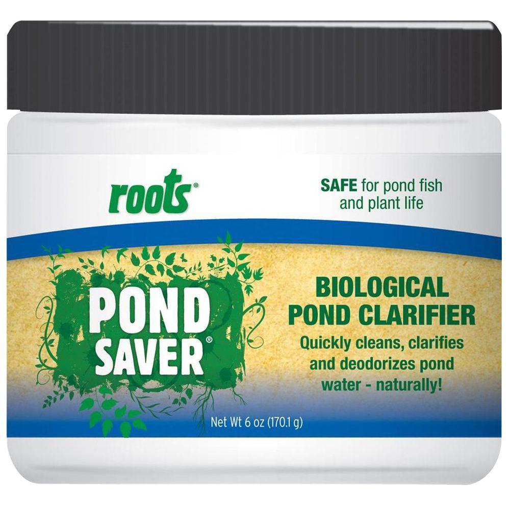 6 oz. Pond Saver Biological Pond Clarifier