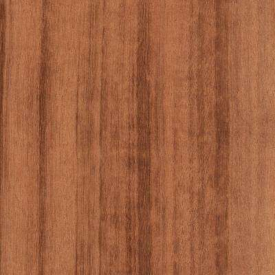 Brazilian Koa Kaleido 3/8 in. T x 5 in. W x Varying Length Click Lock Exotic Hardwood Flooring (26.25 sq. ft. / case)