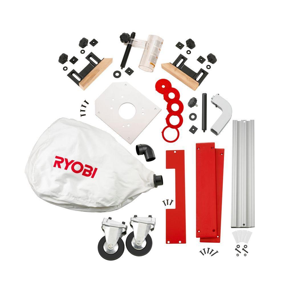 Ryobi Accessory Kit (8-Piece)