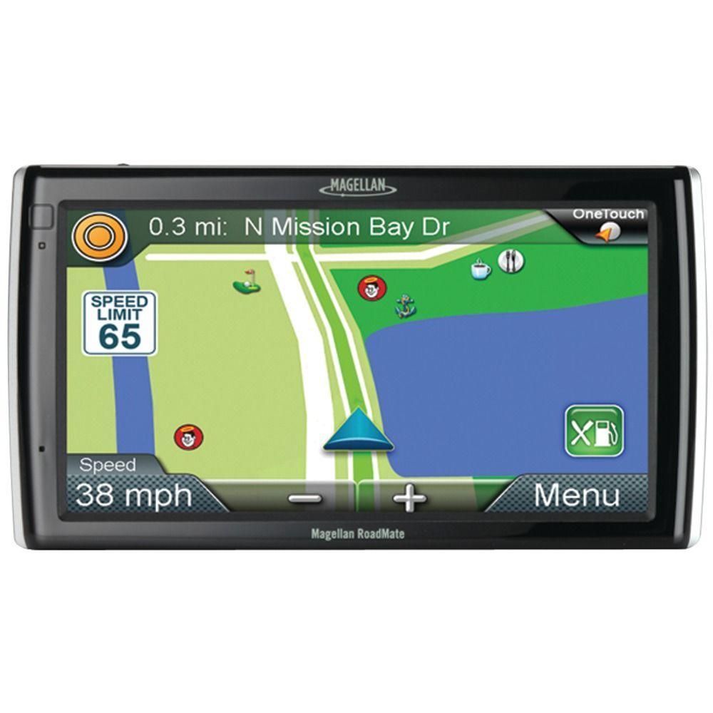 Magellan Roadmate RV 9145LM GPS