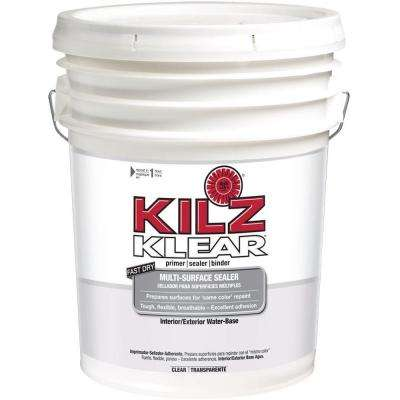 5 gal. Water-Based Multi-Surface Interior/Exterior Primer and Sealer