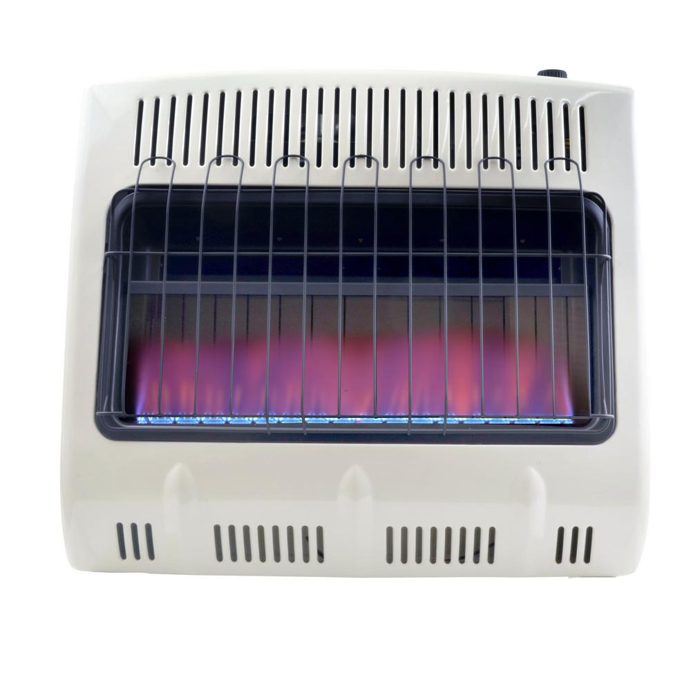 mr heater 20 000 btu vent free blue flame propane heater rh homedepot com