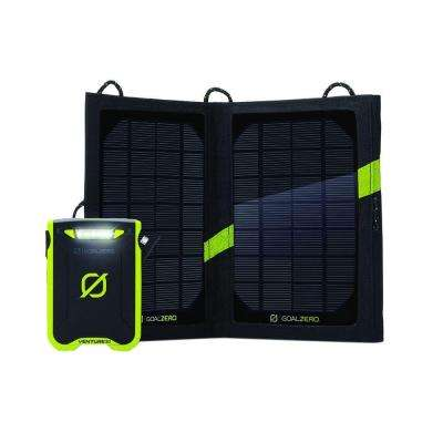 30-Watt Venture Solar Recharging Kit