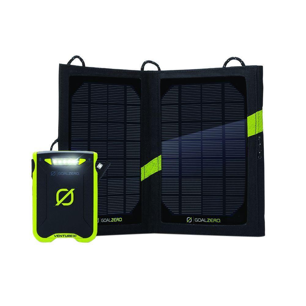 30-Watt Venture Solar Recharging Kit