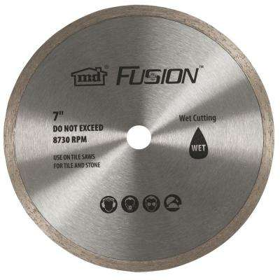 7 in. Wet Saw Replacement Blade