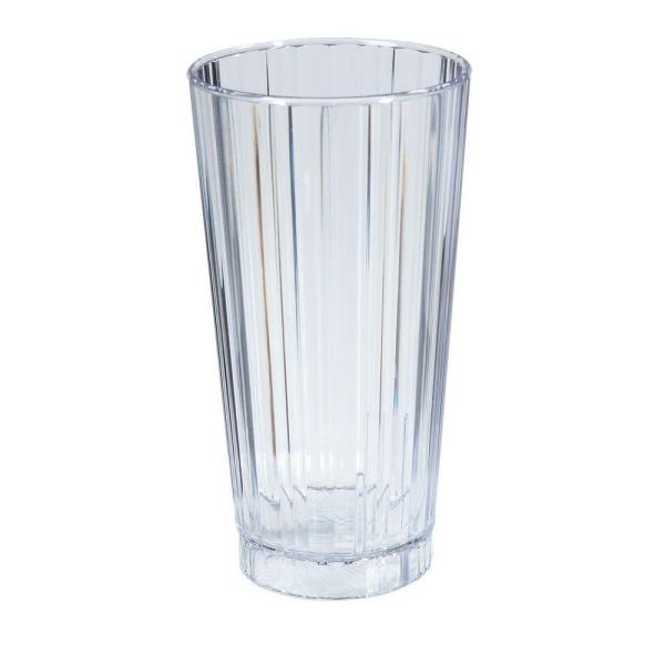 12 oz. Polycarbonate Tumbler in Clear (Case of 36)