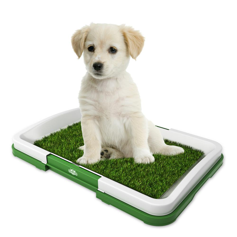 Petmaker Artificial Gr Bathroom Mat