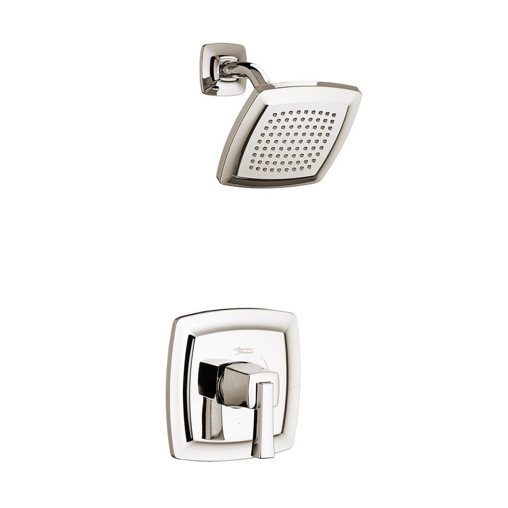 Townsend Single-Handle 1-Spray Shower Faucet in Polished Nickel (Valve Sold