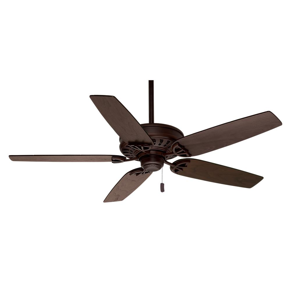 Casablanca Concentra 54 in. Indoor Brushed Cocoa Bronze Ceiling Fan