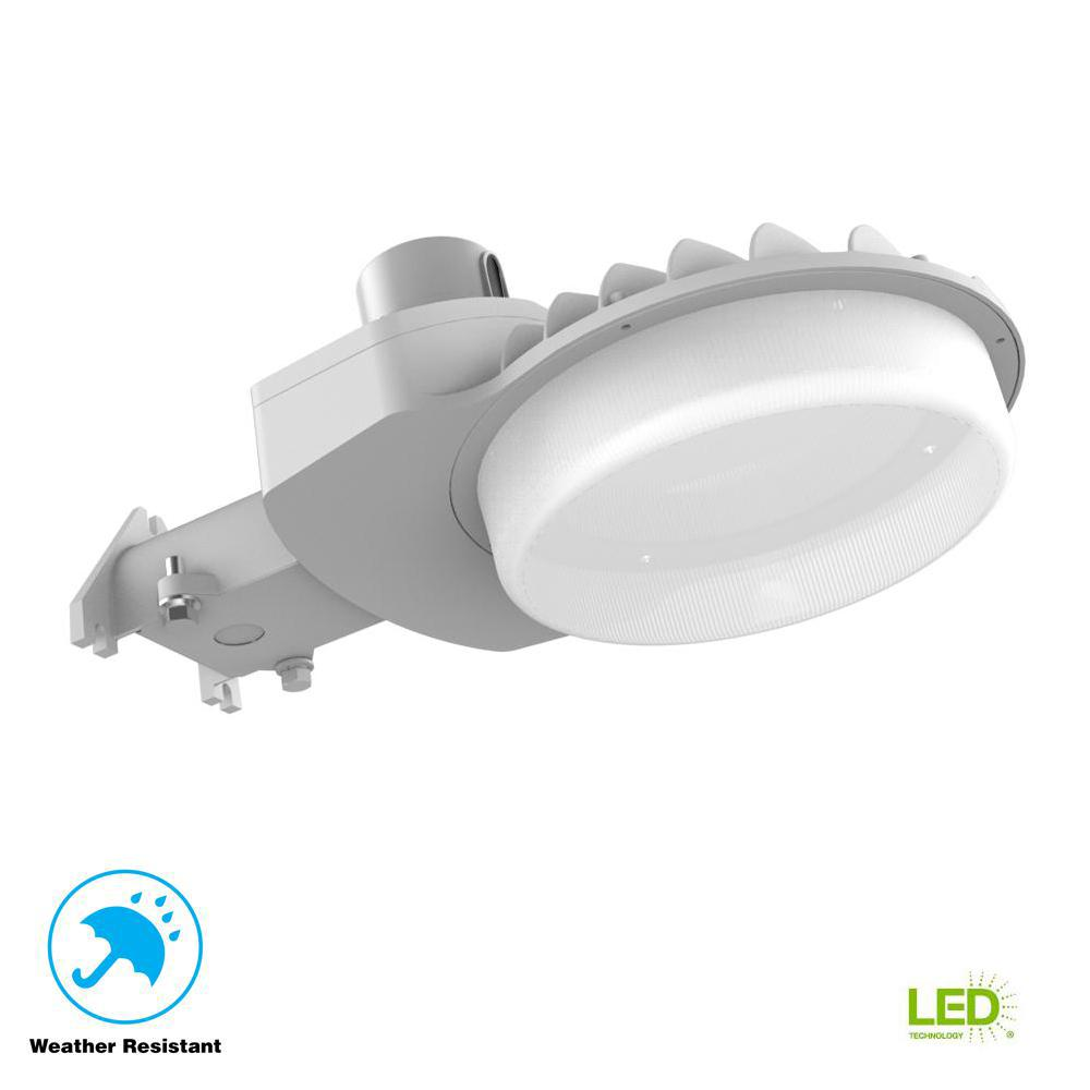 Commercial Electric High-Output 9,000 Lumens Dusk To Dawn