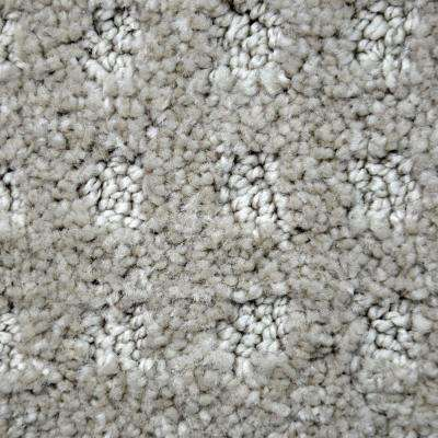 Carpet Sample - Fancy Flair - Color Midland Pattern 8 in. x 8 in.