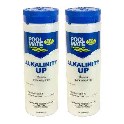 Spa and Hot Tub 2 lb. Alkalinity Increaser (2-Pack)