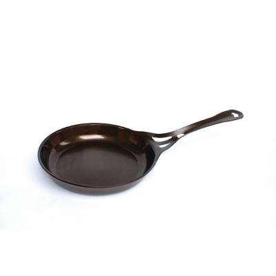 Australian Iron 10.2 in. Skillet in Smooth