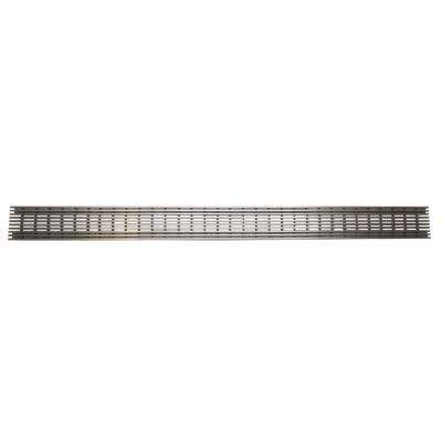 Linear Channel Shower Drains 48 in. Infinity Heel Guard Grate Only