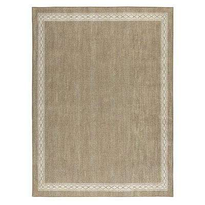 Sparrow Hazel Nut Bone White 5 Ft X 7 Area Rug