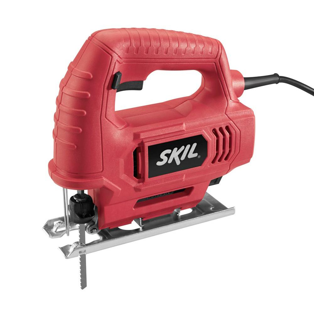 Skil 4 5 Amp Corded Electric Variable Speed Jig Saw (Tool-Only)
