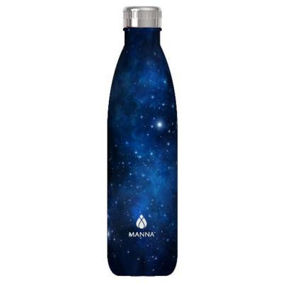 Vogue 25 oz. Night Sky Stainless Steel Vacuum Insulated Bottle