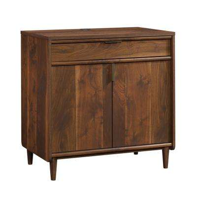 Clifford Place Grand Walnut Library Base Cabinet