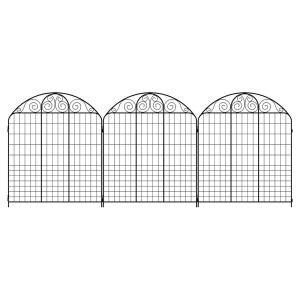 Hampton Bay 6 ft  H x 16 ft  W Natural Reed Fencing-0406164