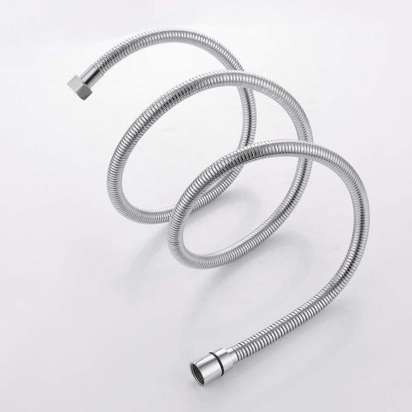 "59/"" inch Long Bathroom Stainless Steel Handheld Flexible Replacement Shower Hose"