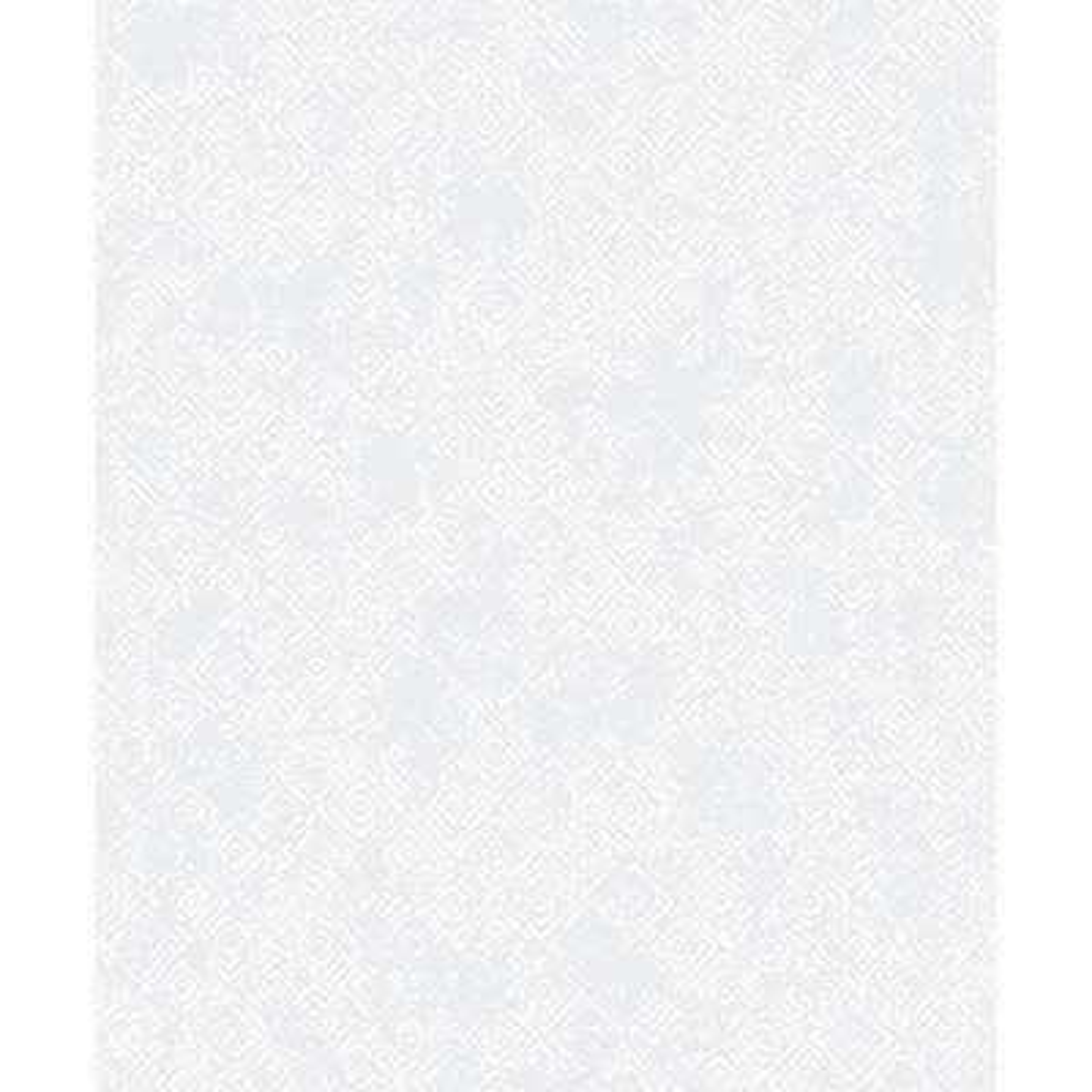 8 in. x 10 in. Thompson Off-White Key Wallpaper Sample