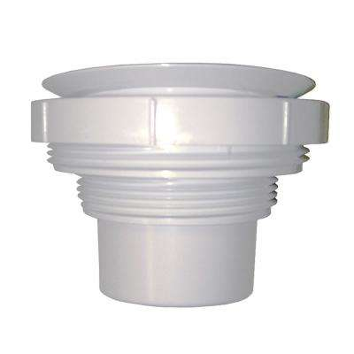 3 in. x 4 in. PVC Sewer Popper Cleanout and Relief Valve