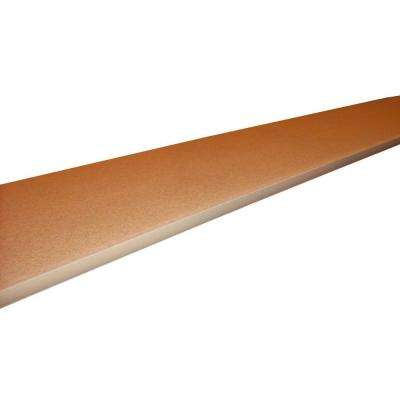1-1/8 in. x 12 in. x 4 ft. Stair Tread MDF Board