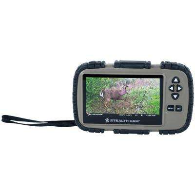 SD Card Viewer 4.3 in. LCD Screen