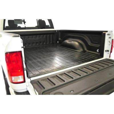 Truck Bed Liner System with Rubber Floor, Fits 2016 Dodge Ram 1500 / 2500 with 5 ft. 7 in. Bed and LED Lights