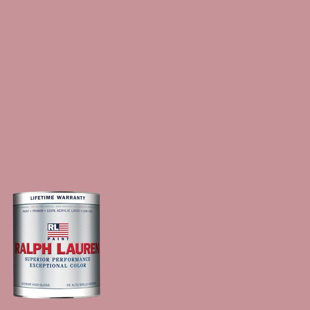 Ralph Lauren 1-qt. Primrose Hi-Gloss Interior Paint