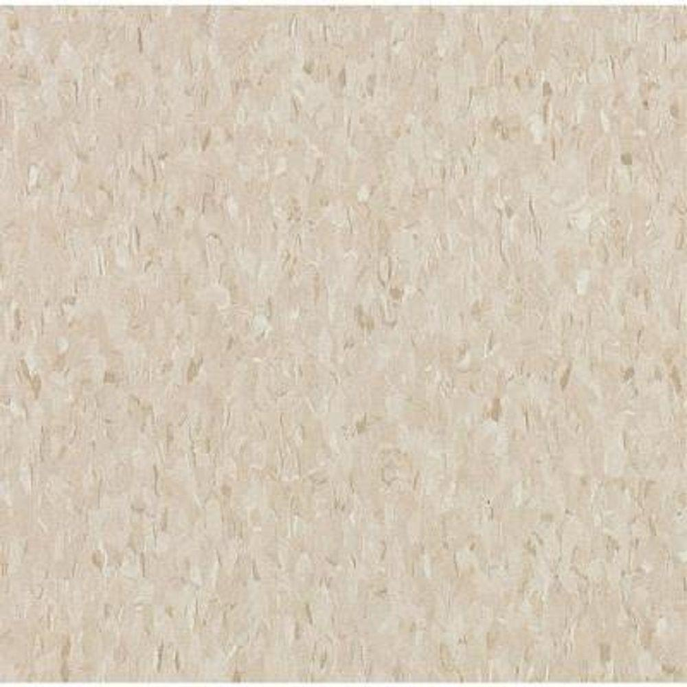 Take Home Sample Imperial Texture Vinyl Composition Tile Standard Excelon Pebble Tan 6 In X