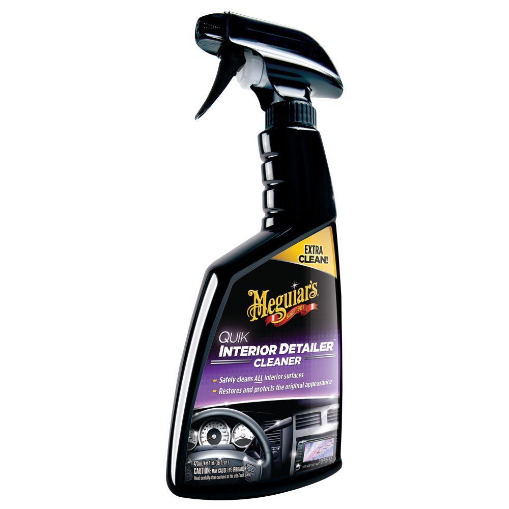 16 oz. Automotive Cleaner Quik Interior Detailer
