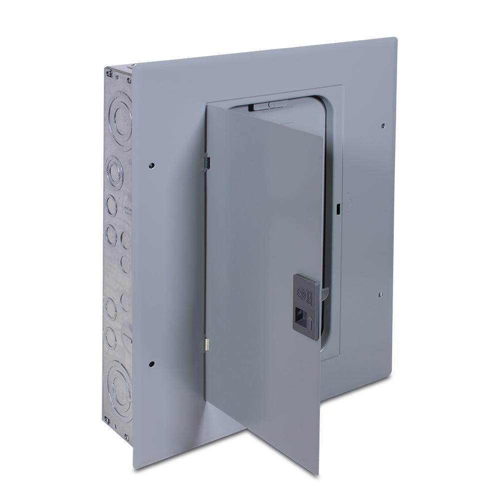 PowerMark Gold 125 Amp 16-Space 24-Circuit Indoor Main Lug Circuit Breaker Panel