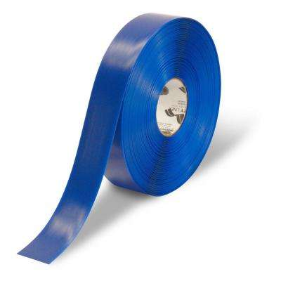 2 in. Blue Heavy-Duty Floor Tape 100 ft. Roll